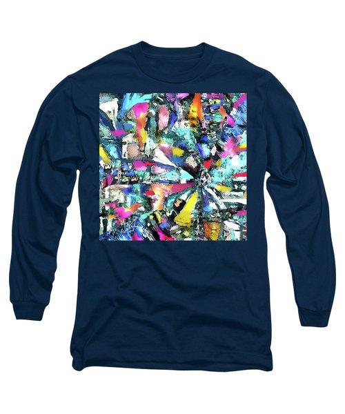 Fusion Process Long Sleeve T-Shirt