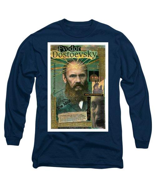 Fyodor Dostoevsky Long Sleeve T-Shirt