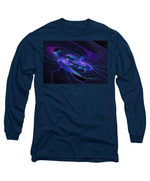 Galaxy Merger Long Sleeve T-Shirt