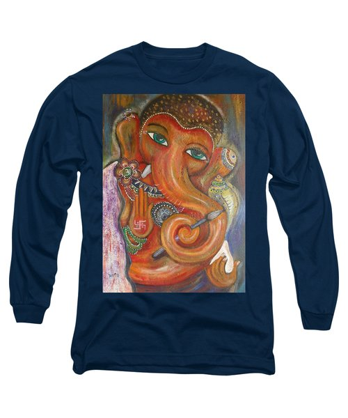 Ganesha My Muse Long Sleeve T-Shirt