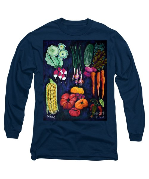 Garden Bounty Long Sleeve T-Shirt