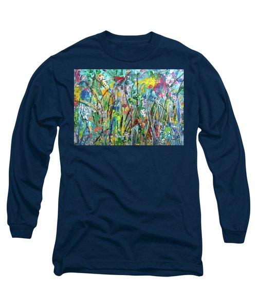Garden Flourish Long Sleeve T-Shirt