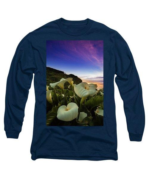 Garrapata Glow Long Sleeve T-Shirt
