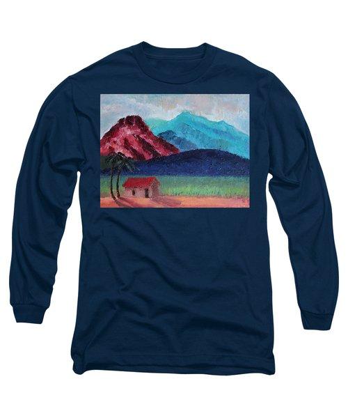 Gauguin Canigou Long Sleeve T-Shirt