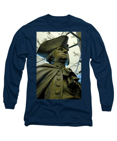 General George Washington Long Sleeve T-Shirt