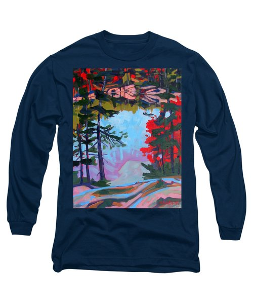 George Lake East Basin Long Sleeve T-Shirt