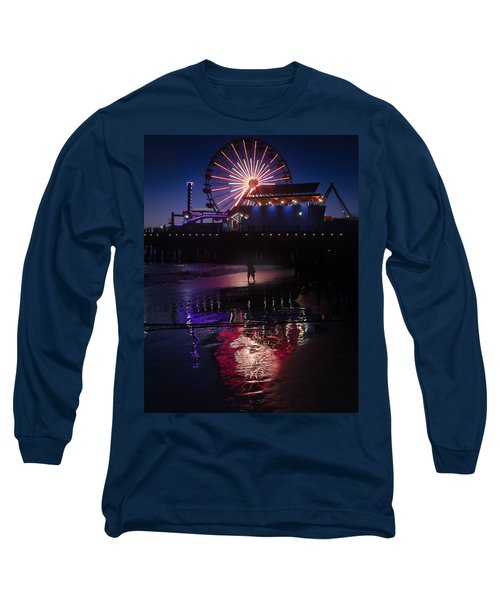 Long Sleeve T-Shirt featuring the photograph Get The Shot by Lora Lee Chapman