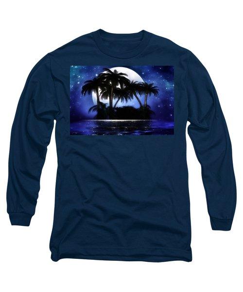 Shadow Island Long Sleeve T-Shirt