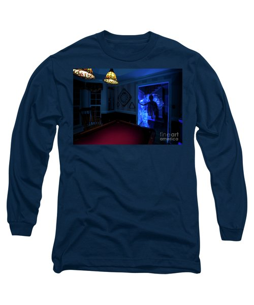 Ghost Of The Parlor Long Sleeve T-Shirt