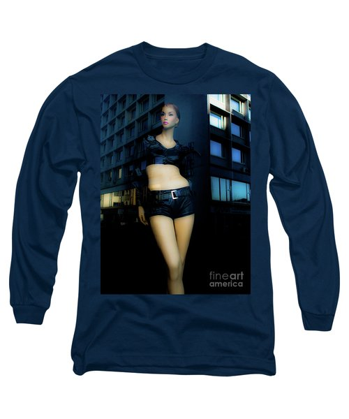 Girl_08 Long Sleeve T-Shirt