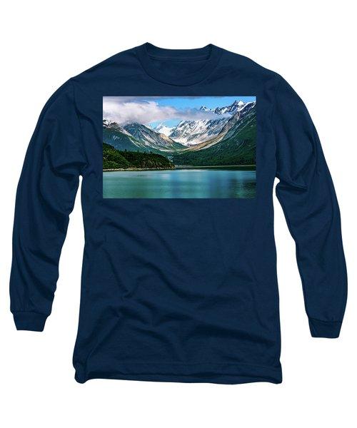 Glacial Valley Long Sleeve T-Shirt