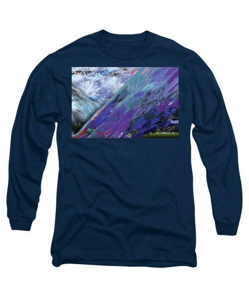 Glacial Vision Long Sleeve T-Shirt