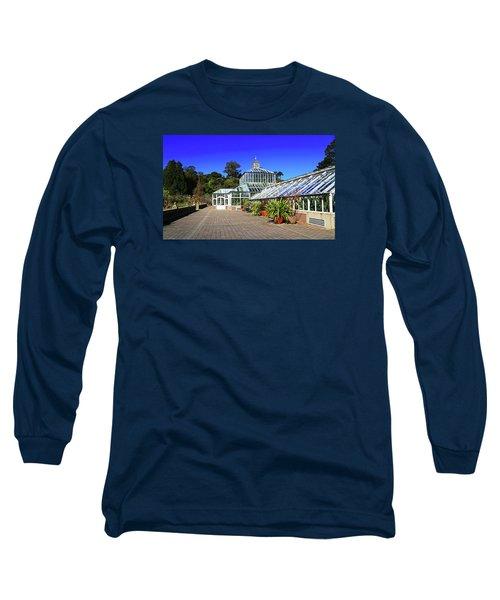 Glasshouse Entrance Long Sleeve T-Shirt