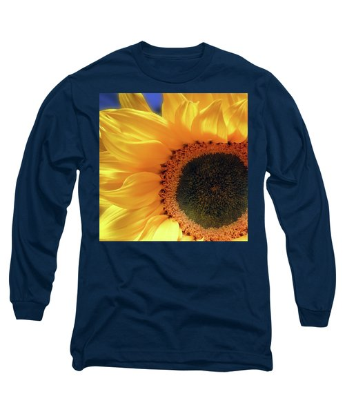Glorious Sunflower Long Sleeve T-Shirt