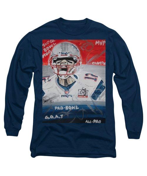 Goat Brady Long Sleeve T-Shirt