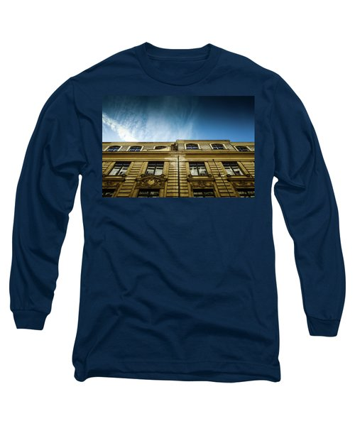 Golden Facade Long Sleeve T-Shirt