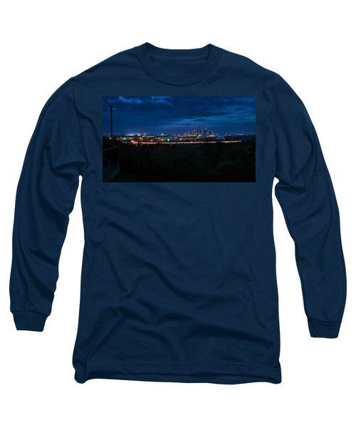 Good Morning Austin Long Sleeve T-Shirt