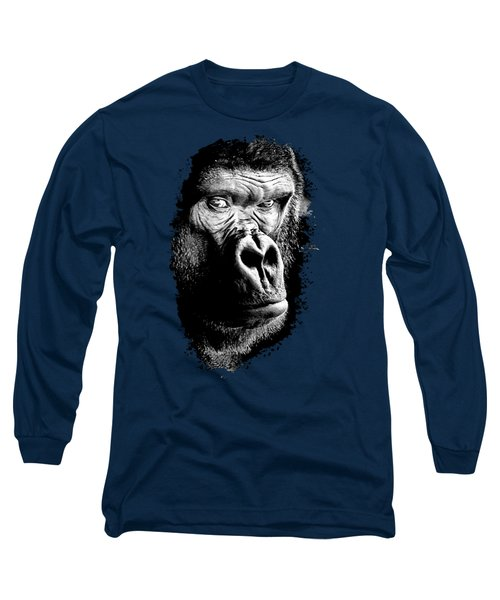 Gorilla Canvas Print, Photographic Print, Art Print, Framed Print, Greeting Card, Iphone Case, Long Sleeve T-Shirt