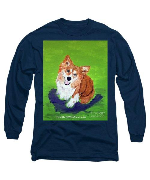 Gracie_dwp_may_2017 Long Sleeve T-Shirt