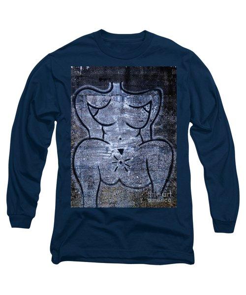 Graffiti_09 Long Sleeve T-Shirt