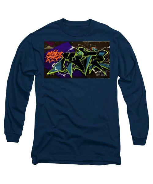 Graffiti_18 Long Sleeve T-Shirt