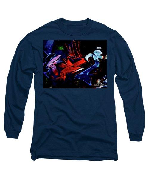 Graffiti_20 Long Sleeve T-Shirt