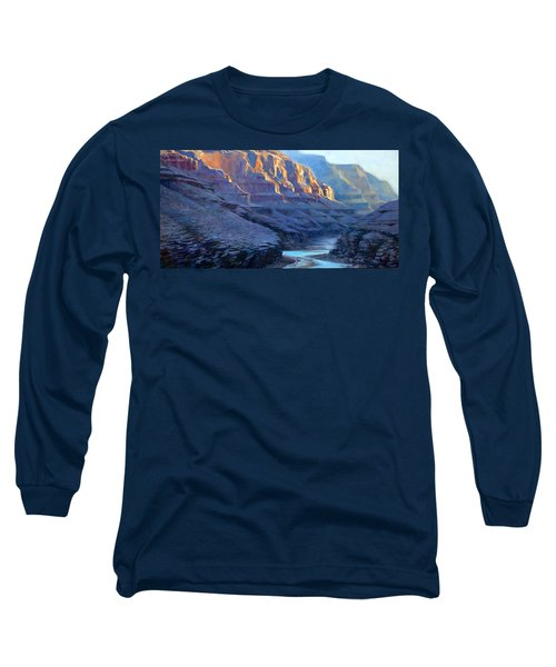 Grand Canyon Dawns Long Sleeve T-Shirt