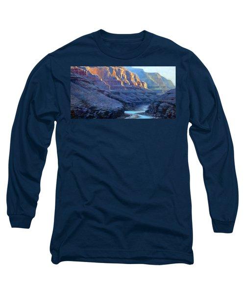 Grand Canyon Dawns Long Sleeve T-Shirt