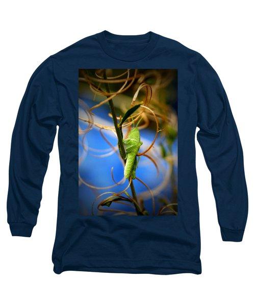 Grassy Hopper Long Sleeve T-Shirt