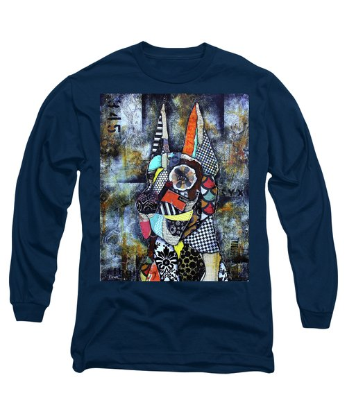 Great Dane Long Sleeve T-Shirt