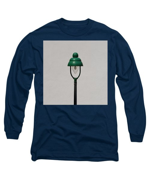 Green Bavarian Lamp Long Sleeve T-Shirt