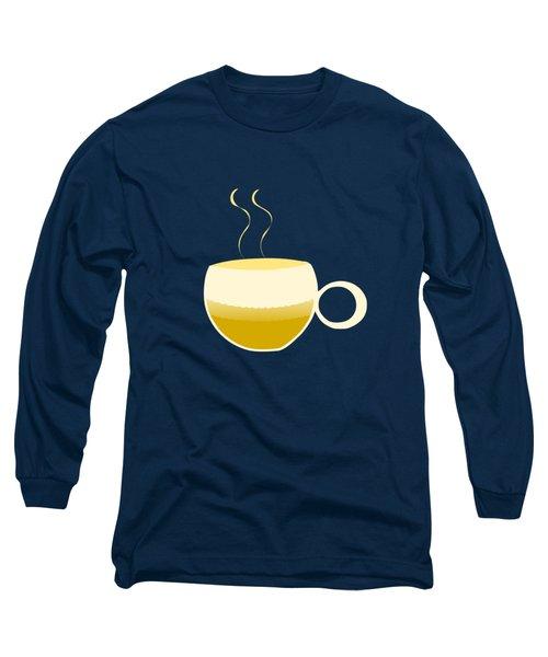 Green Tea Morning Long Sleeve T-Shirt
