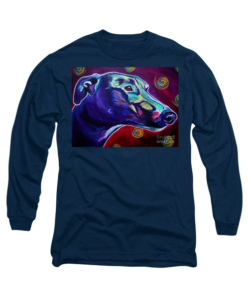 Greyhound -  Long Sleeve T-Shirt