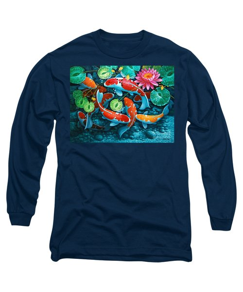 Growing Affluence Long Sleeve T-Shirt