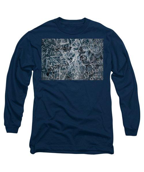 Grunge Background I Long Sleeve T-Shirt