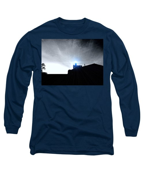 Guiding Light-alcatraz Long Sleeve T-Shirt