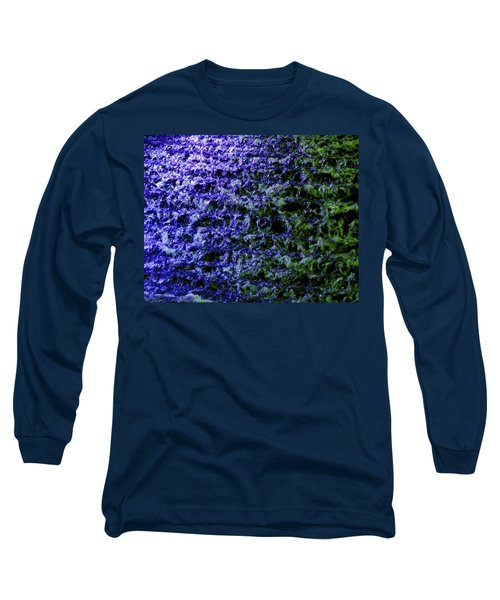 Long Sleeve T-Shirt featuring the photograph Guildford Waterfall by Will Borden