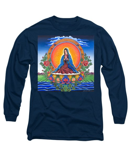 Guru Guadalupe Long Sleeve T-Shirt