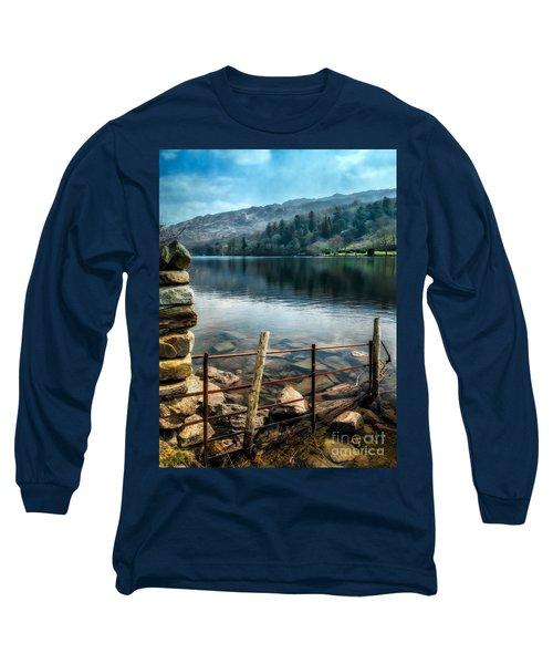 Gwynant Lake Long Sleeve T-Shirt