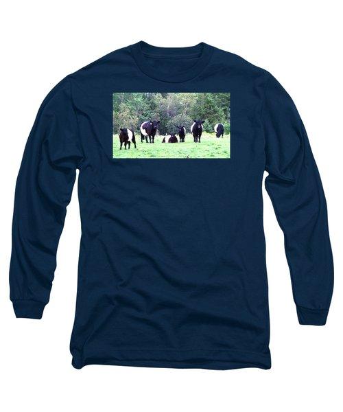 Half A Dozen Oreos Long Sleeve T-Shirt