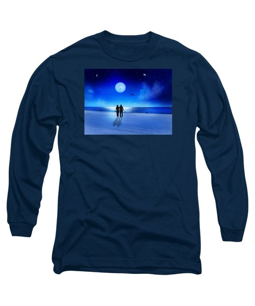 Night Blessings Long Sleeve T-Shirt