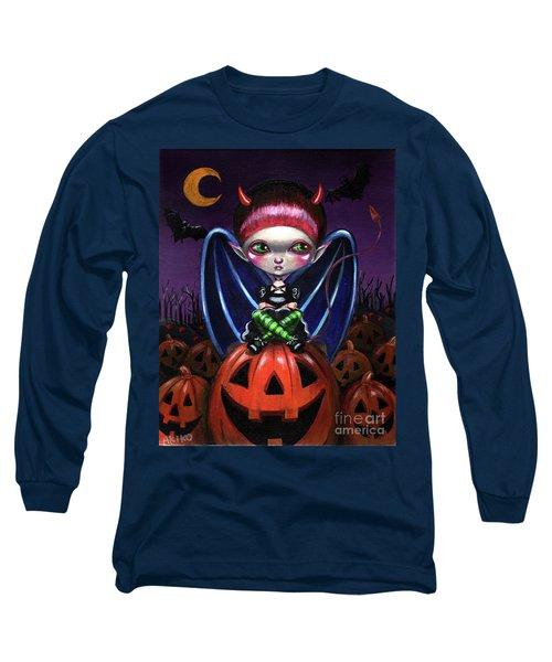 Halloween Little Devil Long Sleeve T-Shirt