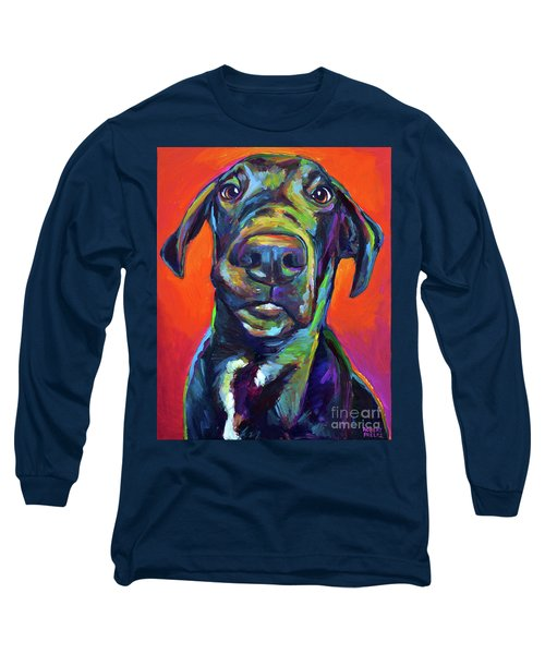 Handsome Hank Long Sleeve T-Shirt
