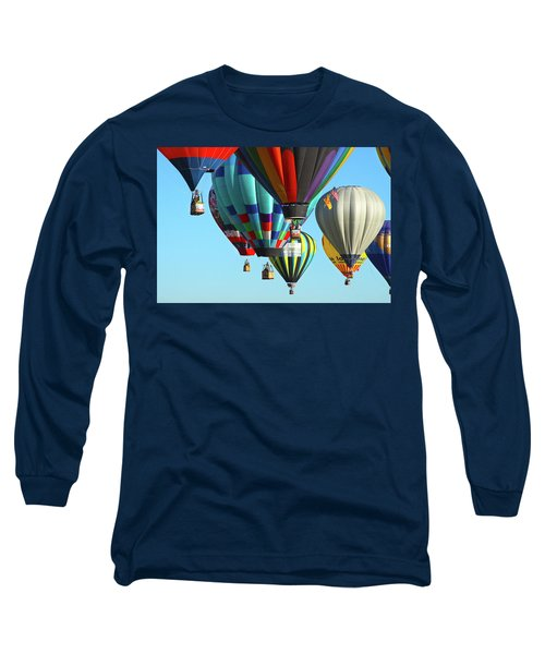 Hanging Around Long Sleeve T-Shirt