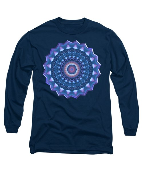 Happy To Be Blue Long Sleeve T-Shirt