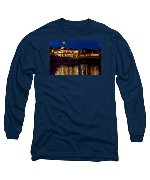 Harbor House Long Sleeve T-Shirt by Derek Dean