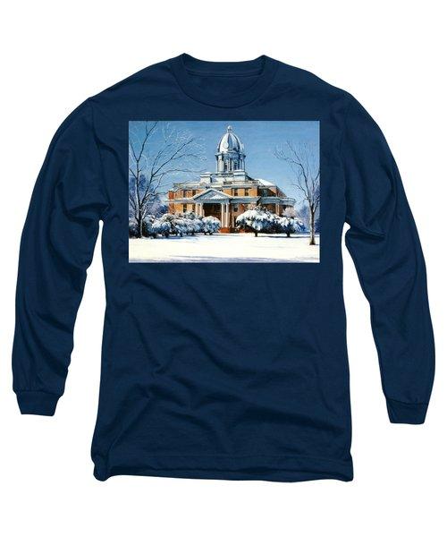 Hardin County Courthouse Long Sleeve T-Shirt