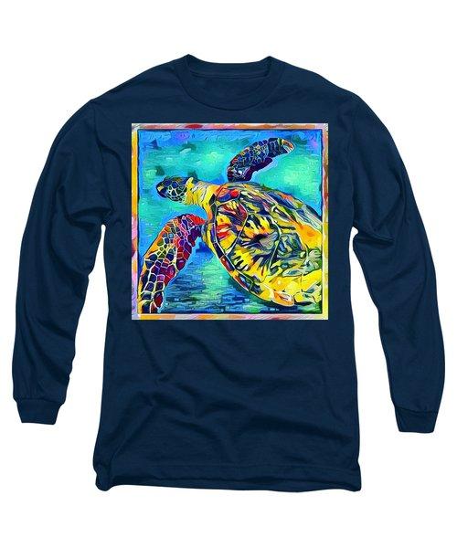 Harold The Turtle Long Sleeve T-Shirt