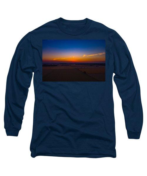 Harvest Sunrise Long Sleeve T-Shirt