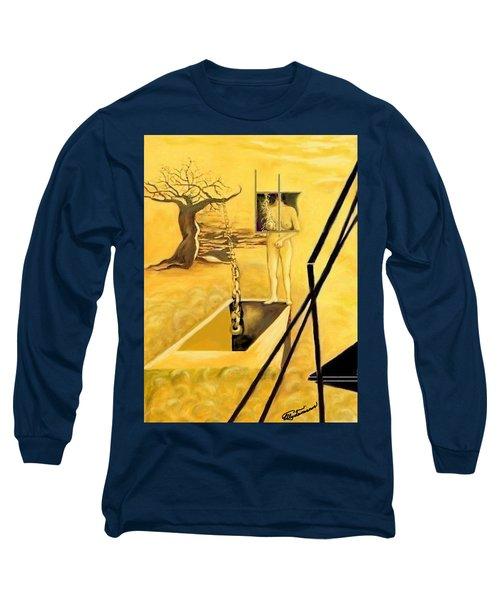 Haunted Dreams Long Sleeve T-Shirt